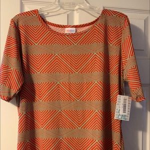 LuLaRoe Tops - Lularoe Gigi - 2XL - new w/tags